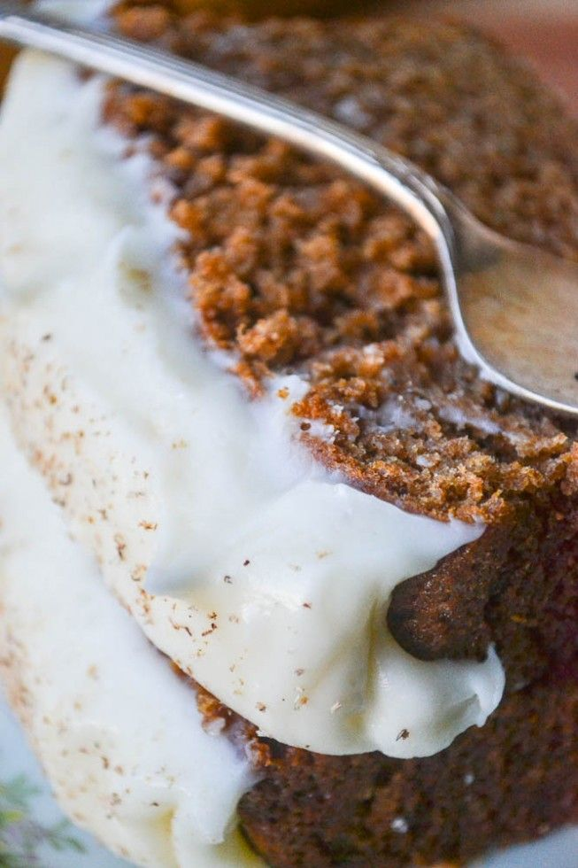 Better than Starbuck's Gingerbread Loaf