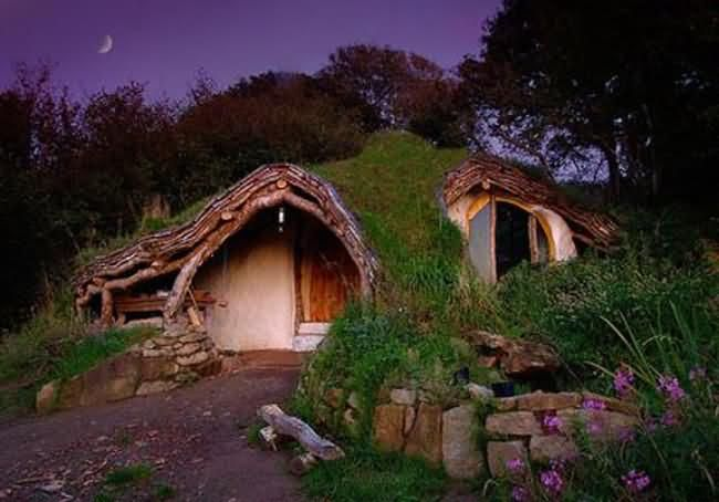 Hobbit Home, now all I need is a cup of tea.