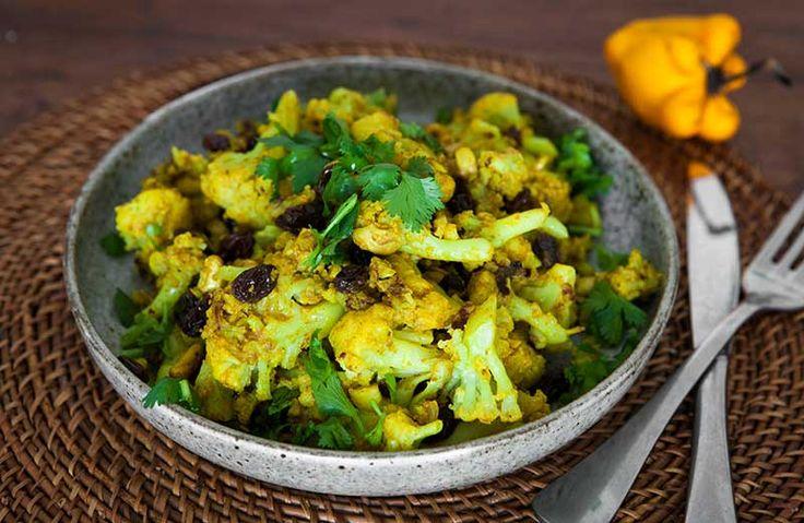 """Немного Митхуна Чакраборти в каждый дом! Готовим цветную капусту в индийском стиле по рецепту Leno REGUSHADZE, автора блога Crazy Cucumber, под зажигательные ритмы из """"Танцора диско""""."""