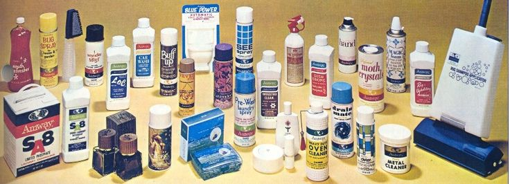 amway american products