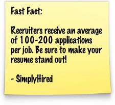 resume templates for your help career booster
