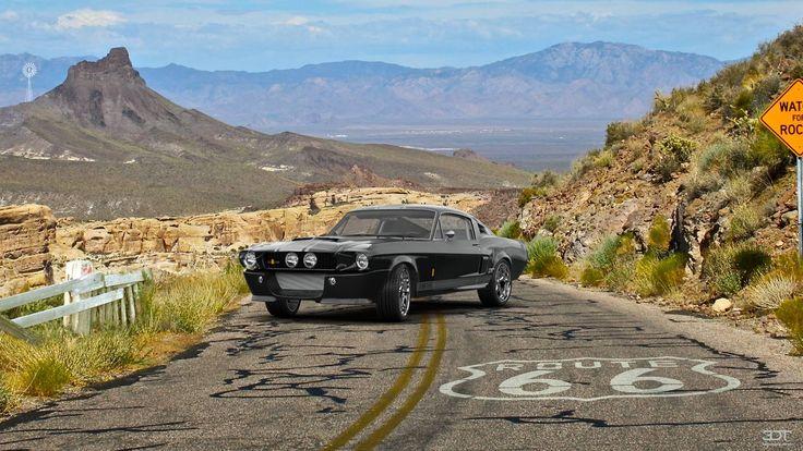 Checkout my tuning #Mustang #ShelbyGT500 2967 at 3DTuning #3dtuning #tuning
