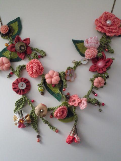 Tópico de Penelope: maio de 2012   – Häkeln – Crochet