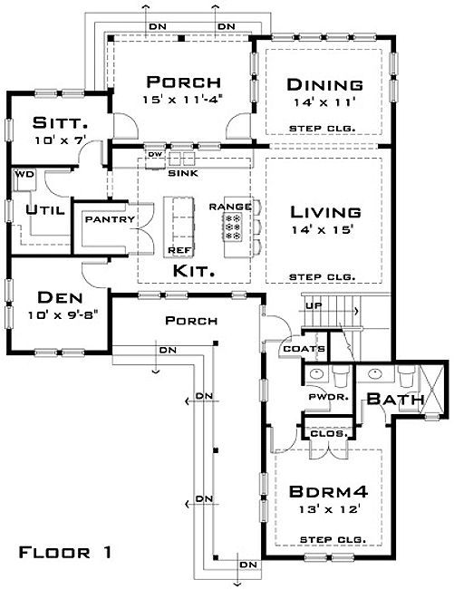 Modern Kitchen Layout Plans exellent modern kitchen layout plans layouts that help clients