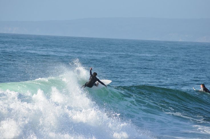 Surfing in Chile #Chile #OnlyInSouthAmerica