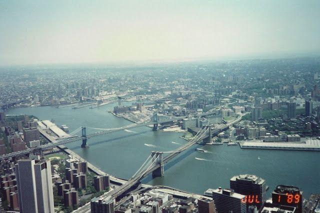No More Frump: Me & The World Trade Center - 1989