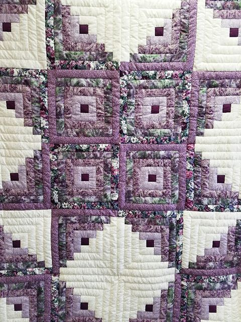 728 Best Images About Quilts Log Cabin Variations On