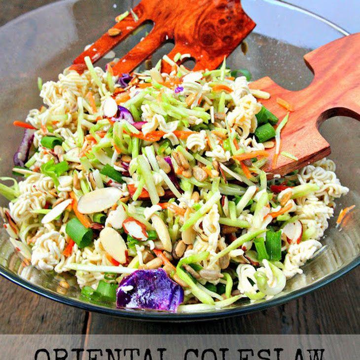 Question asian ramen salad recipe