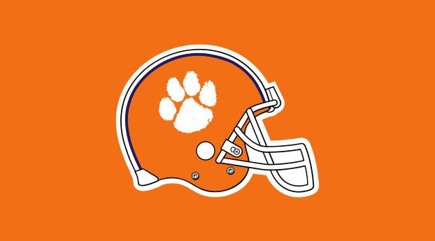 Clemson Tigers Football Logo Wallpaper Hd Sports 4k Wallpapers Images Photos And Background Football Wallpaper Clemson Football Clemson Wallpaper
