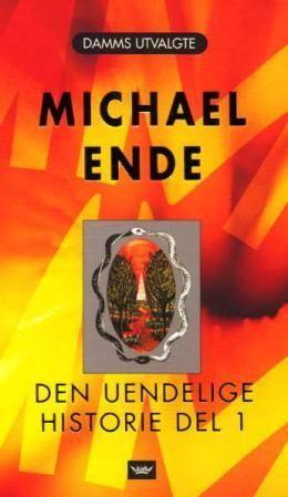 """""""Den uendelige historie 1 - fra A til L"""" av Michael Ende"""