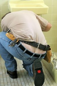 Plumber crack jokes - the solution to Plumbers Crack! (yes, you read it first here!)