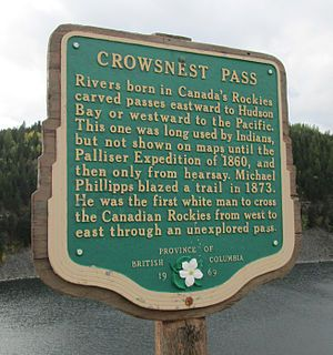 Crowsnest Pass - Wikipedia, the free encyclopedia