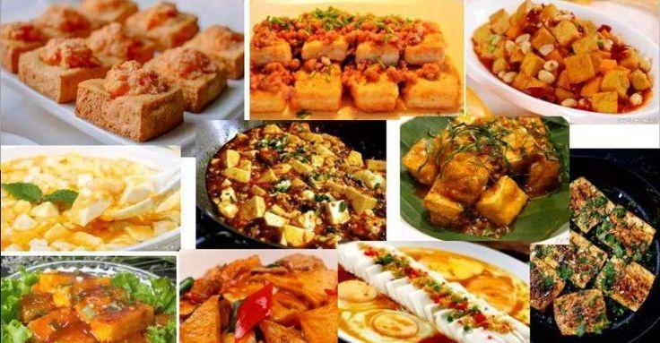 豆腐的10種美味吃法,漲姿勢! 豆腐美味又營養,有「植物肉」的美譽,深受很多人的喜愛。豆腐不僅富含豐富的蛋白質,還有清熱、潤燥、解毒、生津、寬腸等功效。豆腐做得好,比肉還好吃,一起來學學吧! 【蝦 肉 釀 豆 腐】材料:豆腐、半斤蝦、1.25茶匙鹽、1茶匙香油、半匙紹興酒、1.5茶匙澱粉、新鮮...