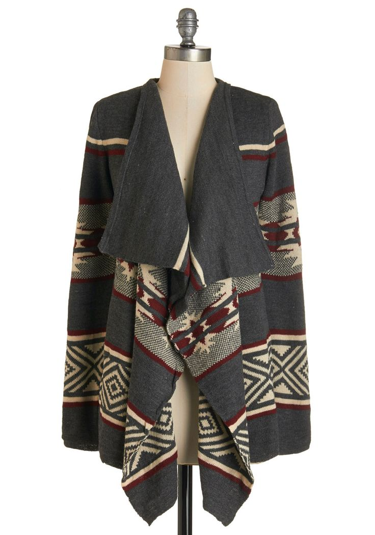 A Fireplace to Call Home Cardigan