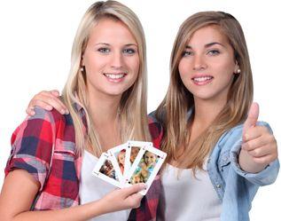 Maak je eigen kaartspel online! - MijnKaartSpelen.nl