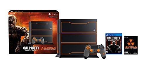 PlayStation 4 1TB Console – Call of Duty: Black Ops 3 Limited Edition Bundle #deals