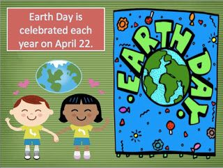 "Blog post from Science Stuff:   ""Earth Day Freebie!  A History of Earth Day"""