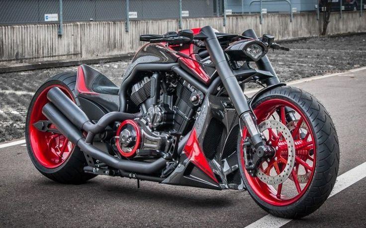 V Road Muscle Harley Davidson 00223