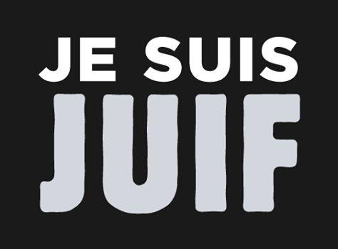 #JeSuisJuif