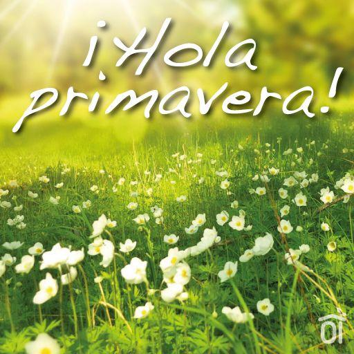 Llega el buen tiempo :) #Primavera