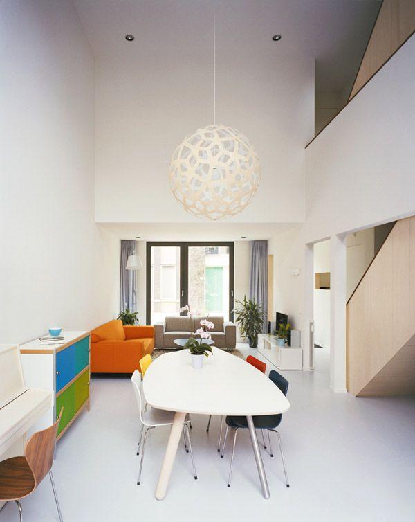 Nieuwbouw particuliere woning Nieuw Leyden- Finbarr McComb Architect