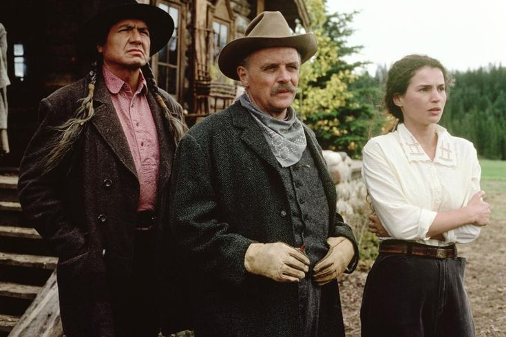 Legends of the Fall Cast | LEGENDS OF THE FALL, Gordon Tootoosis, Anthony Hopkins, Julia Ormond ...