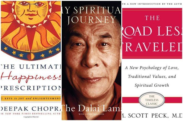 10 Spirituality Books That You Must Have On Your Shelf   Addicted 2 Success