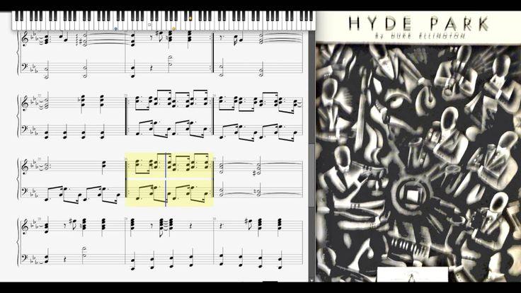 Hyde Park by Duke Ellington (1935, Jazz piano)