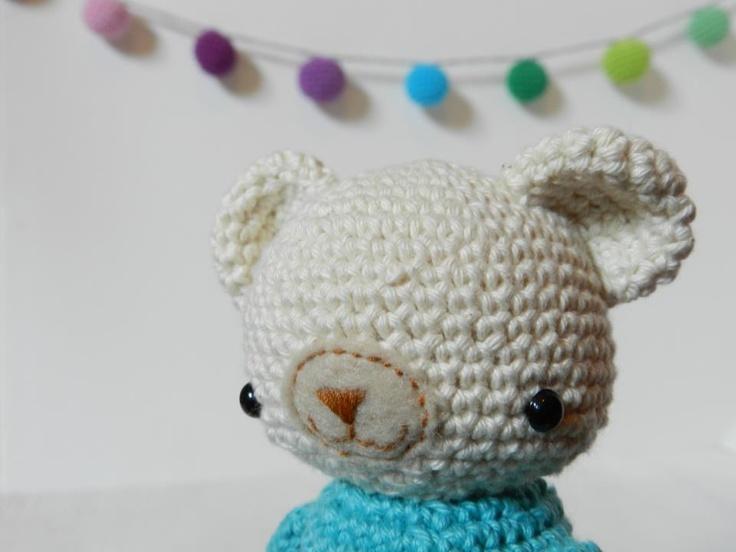 Alita, Crochet Consentido: Entrevista En One Happy Mess:  Teddy Bears, Happy Mess, Interview, Crochet Consentido