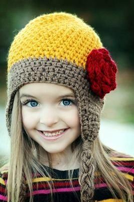 Gorros Para Bebes Crochet Lana Primera Calidad Genuardis Portal