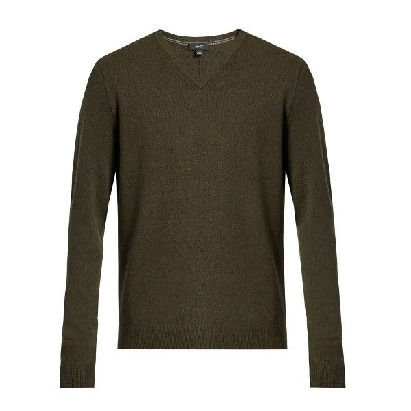 Vince V Neck Cashmere Sweater ($224) ❤ liked on Polyvore featuring men's fashion, men's clothing, men's sweaters, men's v neck sweater, mens v-neck cashmere sweaters, mens cashmere v neck sweater, mens cashmere sweaters and mens vneck sweater