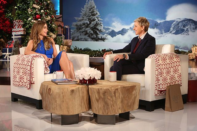 Sofia Vergara Gives Ellen DeGeneres A Hard Time For Missing Her Wedding #refinery29  http://www.refinery29.com/2015/12/98750/sofia-vergara-ellen-degeneres-wedding