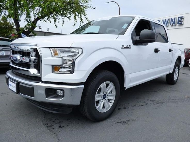 2016 Ford F-150 SuperCrew 4x2 @ Towne Ford Sales & Leasing
