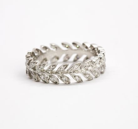Cathy waterman ring - future eternity band??? wink wink, nudge nudge - oh god I'm horrible, please don't hate me