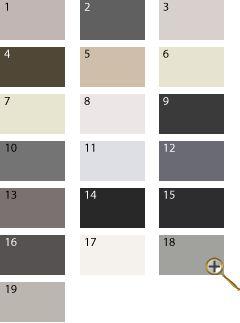 Нейтральные:1 нейтральный цвет 2 серый цвет 3 беленый дуб цвет 4 хаки 5 лате цвет 6 молочный цвет 7 слоновая кость 8 сливочный цвет 9 темно-серый цвет 10 светло-серый цвет 11 бело-серый цвет 12 цвет серый металлик 13 серо-бежевый цвет 14 черно-серый цвет 15 цвет мокрый асфальт 16 цвкет асфальта 17 кремовый цвет 18 серебряный цвет 19 платиновый цвет