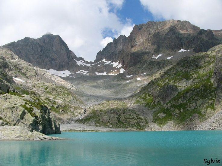 Lac Blanc (2352 m) / Haute-Savoie