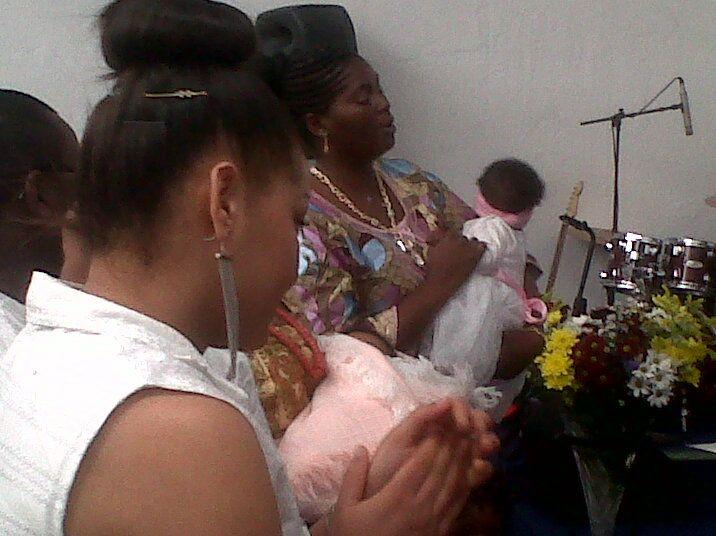 Babies Dedication Sunday