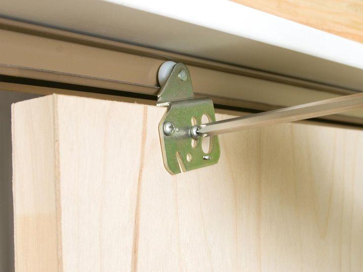 Closet Door Rollers And Track