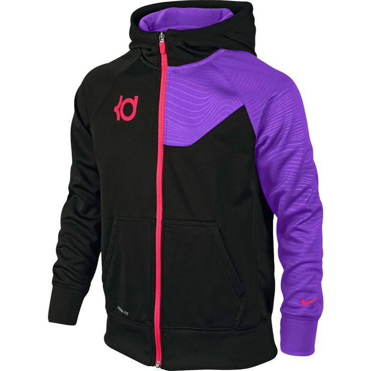 Nike Boys\u0027 KD Hero Full Zip Hoodie - Dick\u0027s Sporting Goods