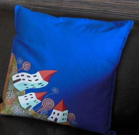 Kobayashi-style pillow
