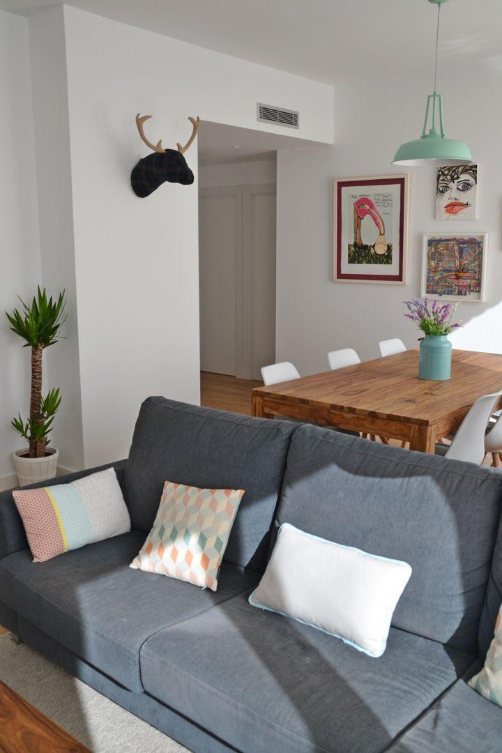 Las 25 mejores ideas sobre colores vivos en pinterest for Decoracion nordica pisos pequenos
