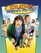 Dude Where's my car ?