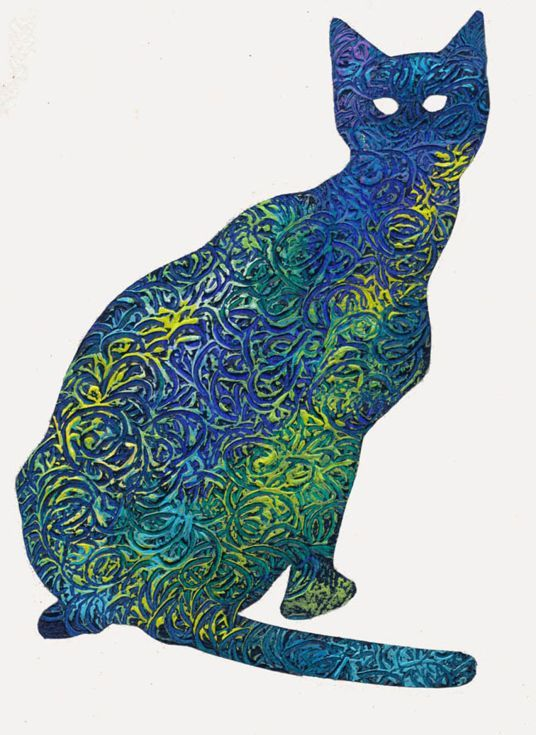 Buy Painted cat, Watercolor by fred apps on Artfinder. Discover thousands of other original paintings, prints, sculptures and photography from independent artists.