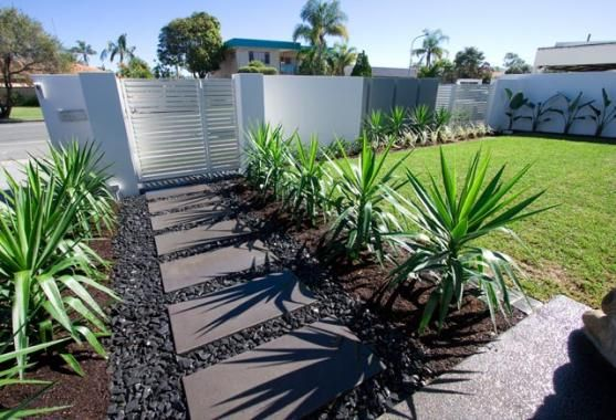 Get inspired by photos from australian designers trade for Front yard garden designs australia