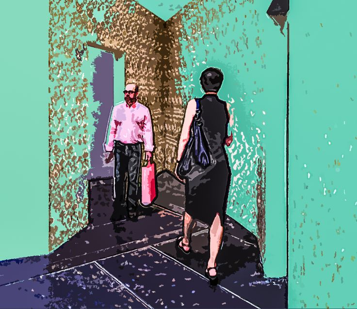 On Stage # 2 - The Biennale, Venezia - © Jan Oberg 2015