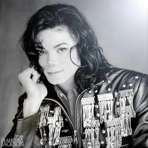 1993 dangerous era ;) Michael Jackson - Cuteness in black and white ღ  by ⊰@carlamartinsmj⊱