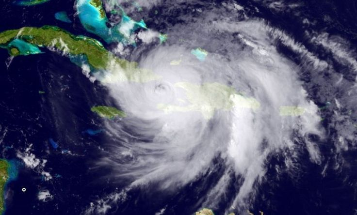 Hurricane Matthew poses a significant threat to Kennedy Spac