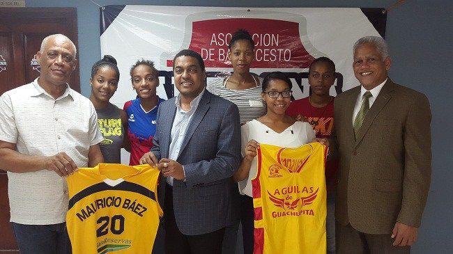 Abadina respalda equipos capitaleños en Liga Baloncesto Femenino