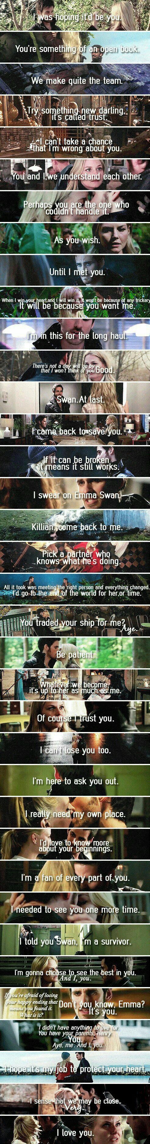 CaptainSwan quotes