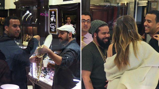 French Montana dropped BIG MONEY on Khloe Kardashian for her 30th birthday.